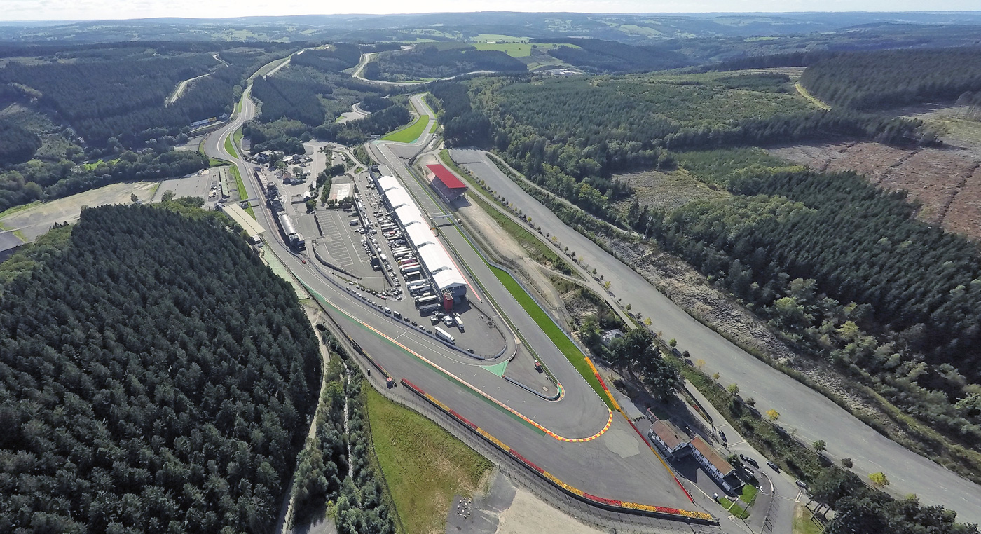 Trackday Spa-Francorchamps 11 octobre 2019